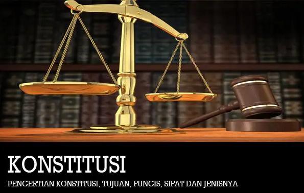 pengertian-konstitusi