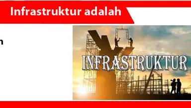 Infrastruktur-Pengertian-Jenis-Fungsi-Keunggulan-Contoh